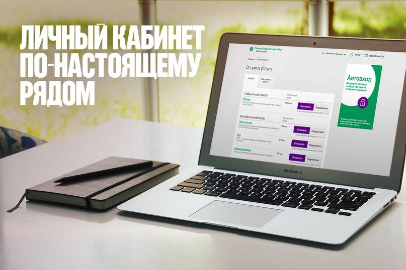 Личный кабинет МегаФон в Амурской области